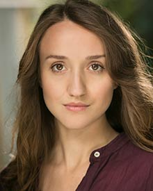 Abigail Parmenter headshot