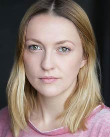 Lizzie Mounter headshot