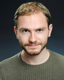 Daniel Chrisostomou headshot