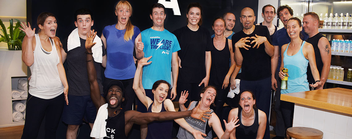 Fitness & Wellbeing Club
